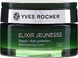 Profumi e cosmetici Crema rivitalizzante giorno - Yves Rocher Elixir Jeunesse Cream