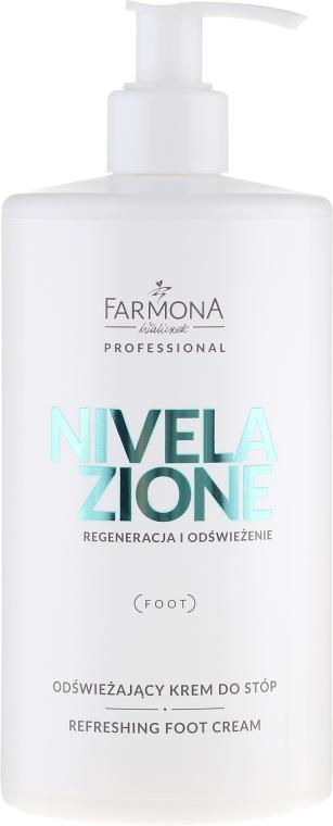 """Crema per i piedi """"Nivelazione"""" - Farmona Professional Nivelazione"""
