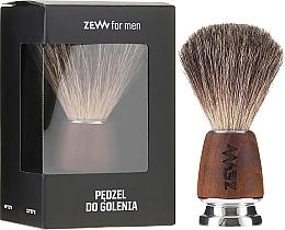 Profumi e cosmetici Pennello da barba - Zew For Men