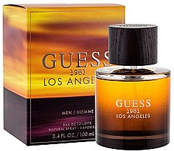 Profumi e cosmetici Guess 1981 Los Angeles Men - Eau de toilette