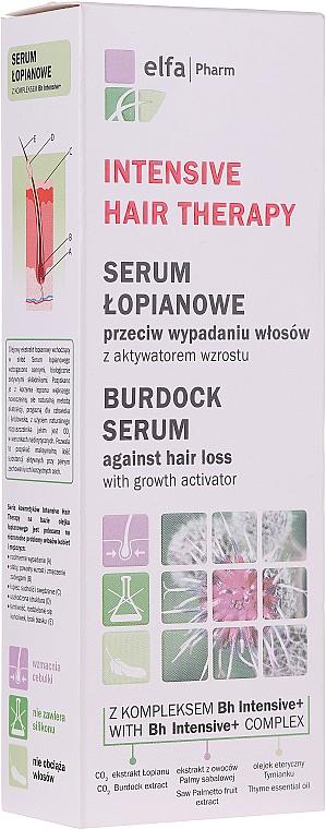Siero capelli di bardana anticaduta - Elfa Pharm Burdock Serum