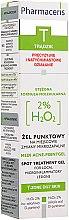 Gel antibatterico viso - Pharmaceris T Medi Acne-Pointgel Spot Treatment Gel — foto N3
