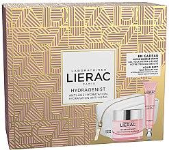 Profumi e cosmetici Set - Lierac Hydragenist (cr/50ml + eye/gel/15ml)