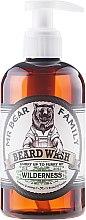 Profumi e cosmetici Shampoo per la barba - Mr. Bear Family Beard Wash Wilderness