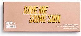 Profumi e cosmetici Palette bronzer - Makeup Obsession Give Me Some Sun