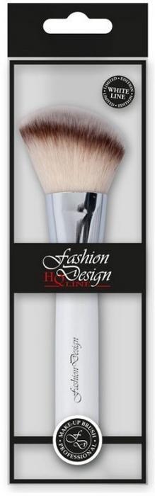 Pennello trucco, 37184 - Top Choice Fashion Design White Line