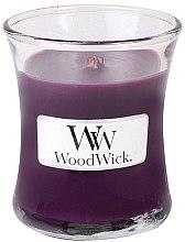 Profumi e cosmetici Candela profumata in vetro - WoodWick Hourglass Candle Spiced Blackberry