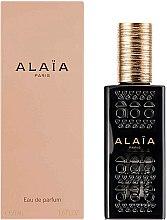 Profumi e cosmetici Alaia Paris Alaïa - Eau de Parfum