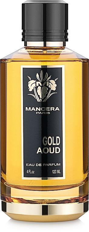 Mancera Gold Aoud - Eau de parfum