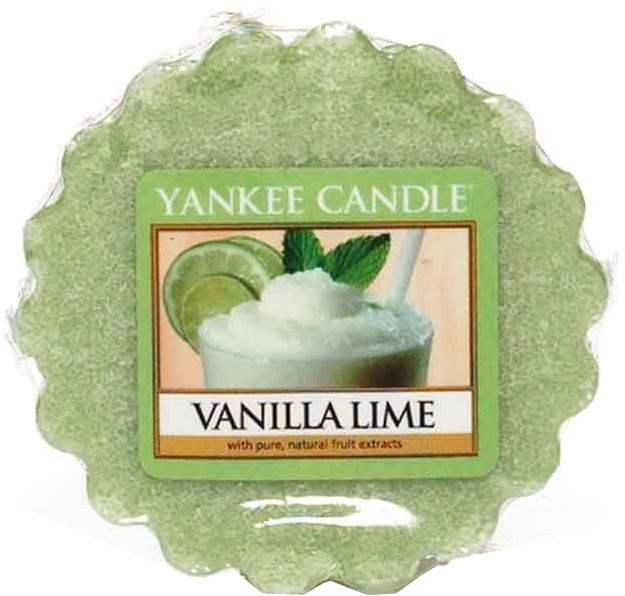 Cera profumata - Yankee Candle Vanilla Lime Wax Melts