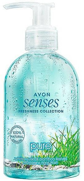 """Sapone liquido """"Pure"""" per mani - Avon Senses — foto N1"""