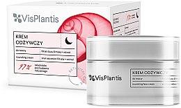 Profumi e cosmetici Crema viso nutriente antirughe da notte - Vis Plantis Reti Vital Care Anti-Wrinkle Nourishing Night Cream