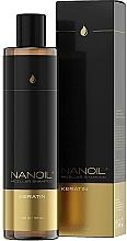 Profumi e cosmetici Shampoo alla cheratina micellare - Nanoil Keratin Micellar Shampoo