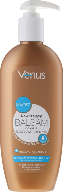 Balsamo idratante corpo - Venus Body Balm — foto N1