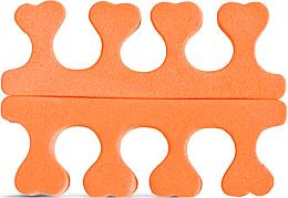 Profumi e cosmetici Separatore dita per pedicure, 2562, arancione - Donegal