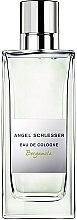 Profumi e cosmetici Angel Schlesser Eau De Cologne Bergamota - Colonia