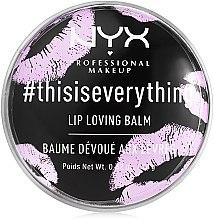 Profumi e cosmetici Balsamo labbra - NYX Professional Makeup Lip Balsam