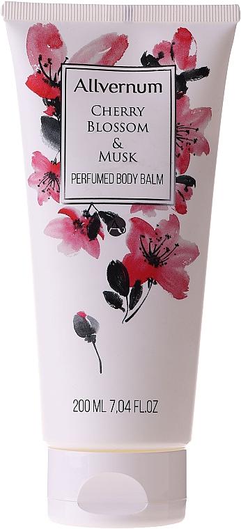 Balsamo profumato corpo - Allverne Cherry Bloosom & Musk