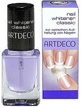 Profumi e cosmetici Sbiancante per unghie - Artdeco Nail Whitener Classic