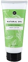 Profumi e cosmetici Latte corpo - Accentra Natural Spa Eucalyptus & Lemongrass Body Lotion
