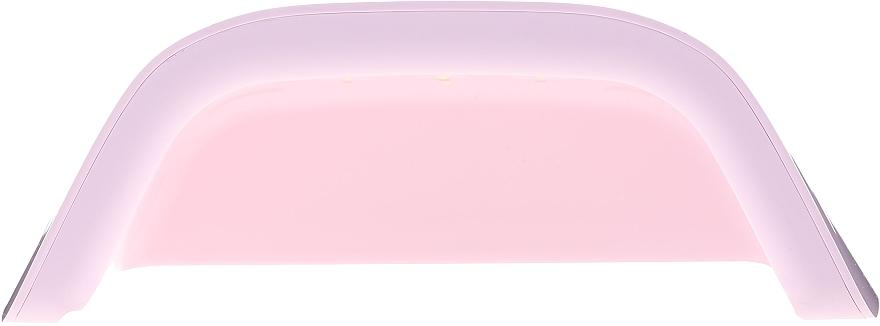 Set per unghie - Hi Hybrid Starter Set UV Gel Polish Manicure Easy Like A Selfie (n/base/5ml + n/top/5ml + n/polish/5ml + n/cl/50ml + lamp + baff + n/file/1pc) — foto N8