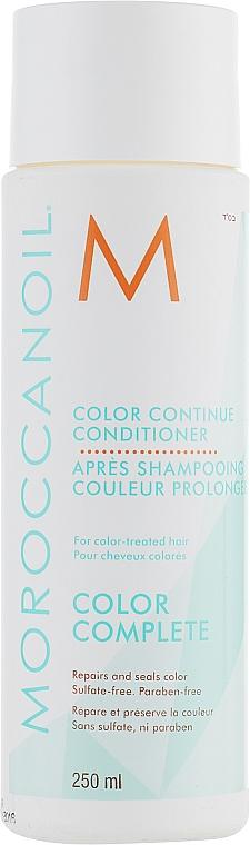 Balsamo per capelli colorati - Moroccanoil Color Continue Conditioner