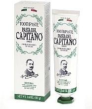 Profumi e cosmetici Dentifricio agli estratti di erbe - Pasta Del Capitano 1905 Natural Herbs Toothpaste