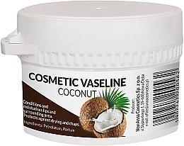Profumi e cosmetici Crema viso - Pasmedic Cosmetic Vaseline Coconut