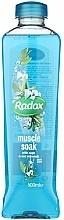 "Profumi e cosmetici Bagnoschiuma ""Salvia e minerali marini"" - Radox Muscle Soak Bath Soak"