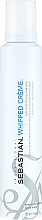 Profumi e cosmetici Crema-mousse condizionante leggero - Sebastian Professional Whipped Creme