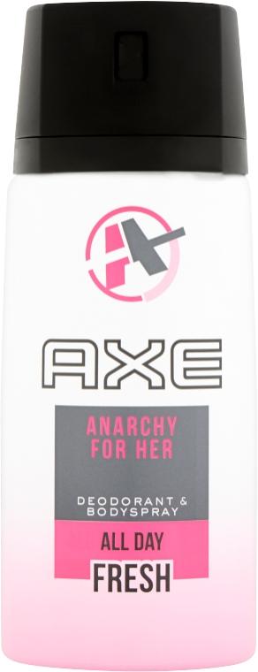 Antitraspirante - Axe Anarchy Deo Spray For Her