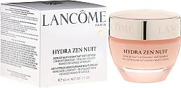 Profumi e cosmetici Crema da notte idratante - Lancome Hydra Zen Neurocalm 50ml