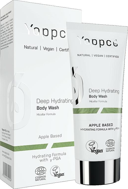 Gel doccia idratante - Yappco Deep Hydration Micellar Body Wash — foto N1