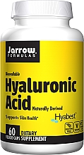 Profumi e cosmetici Acido ialuronico in capsule - Jarrow Formulas Hyaluronic Acid