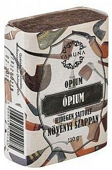 "Sapone pressato a freddo ""Opium"" - Yamuna Opium Cold Pressed Soap"