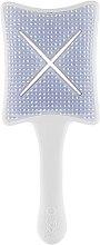 Profumi e cosmetici Spazzola per capelli - Ikoo Paddle X Pops Platinum White