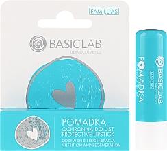 Profumi e cosmetici Rossetto protettivo - BasicLab Dermocosmetics Famillias