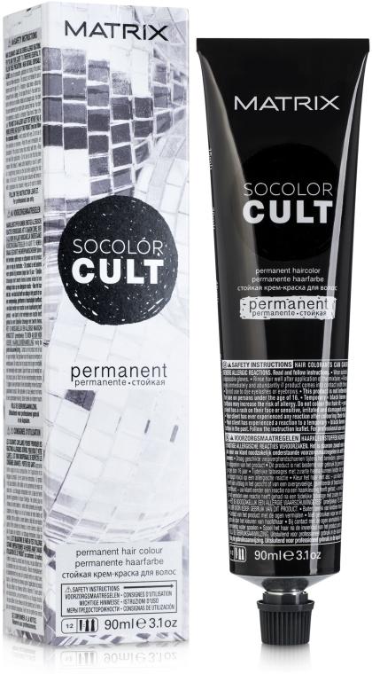 Tinta permanente capelli - Matrix Socolor Cult Permanent Haircolor