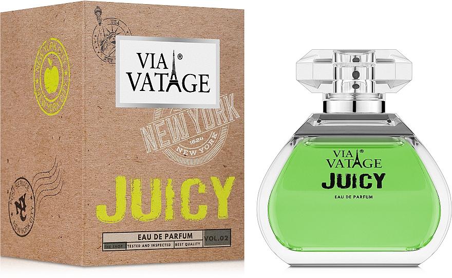 Via Vatage Juicy - Eau de Parfum — foto N2