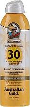 Profumi e cosmetici Spray solare - Australian Gold Premium Coverage Spf30