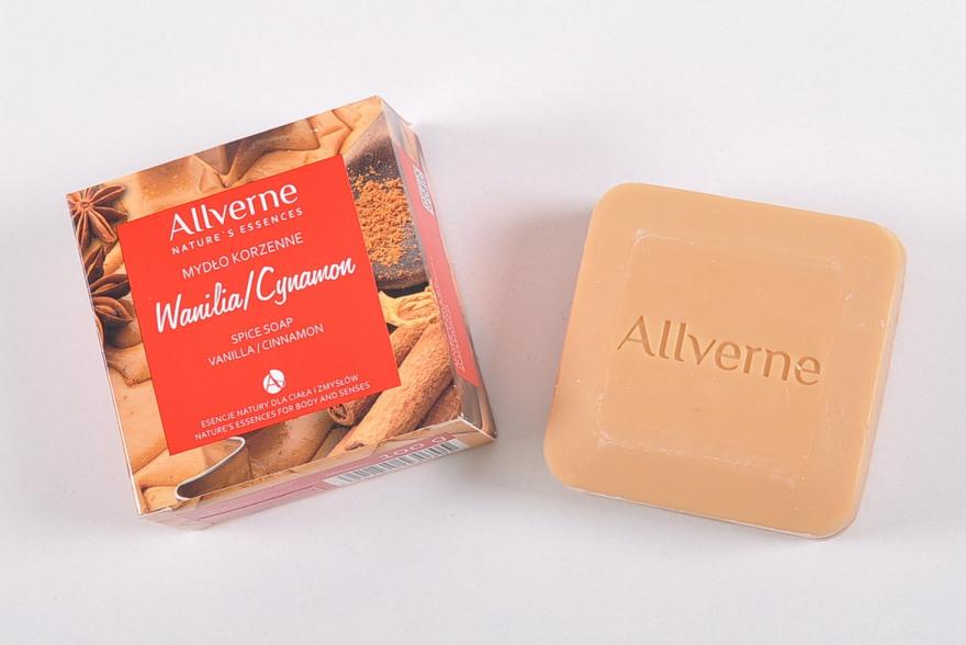 """Sapone """"Vanilla Cannella"""" - Allverne Nature"""