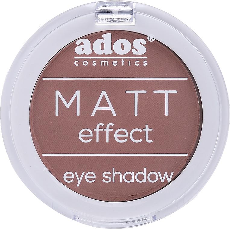 Ombretto opaco - Ados Matt Effect Eye Shadow — foto N9