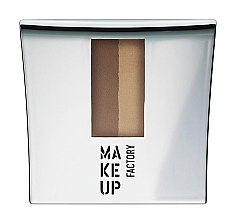 Profumi e cosmetici Ombretto per sopracciglia - Make Up Factory Eye Brow Powder