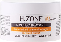 Profumi e cosmetici Maschera per capelli colorati - H.Zone Masque Ravive Boucles