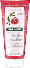 Profumi e cosmetici Shampoo per capelli - Klorane Color Enhancing Anti-Fade Shampoo With Pomegranate