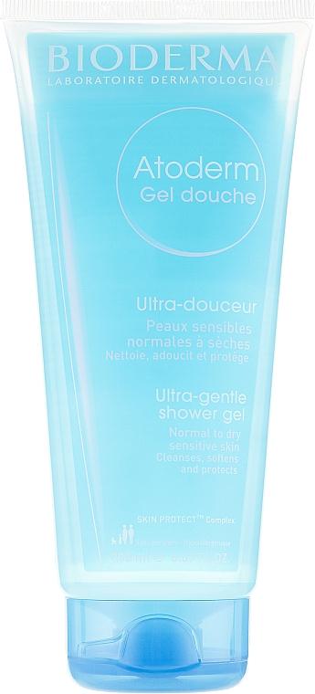 Gel doccia per pelli secche e sensibili - Bioderma Atoderm Gentle Shower Gel