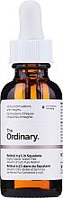 Profumi e cosmetici Siero al retinolo 0,5% in squalane - The Ordinary Retinol 0,5% in Squalane
