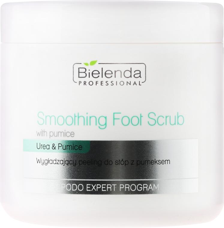 Scrub piedi - Bielenda Professional Podo Expert Program Smoothing Foot Scrub With Urea and Pumice