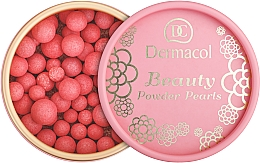 Profumi e cosmetici Cipria illuminante in perle - Dermacol Beauty Powder Pearls Illiminating
