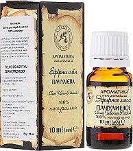 """Olio essenziale """"Patchouli"""" - Aromatika — foto N4"""
